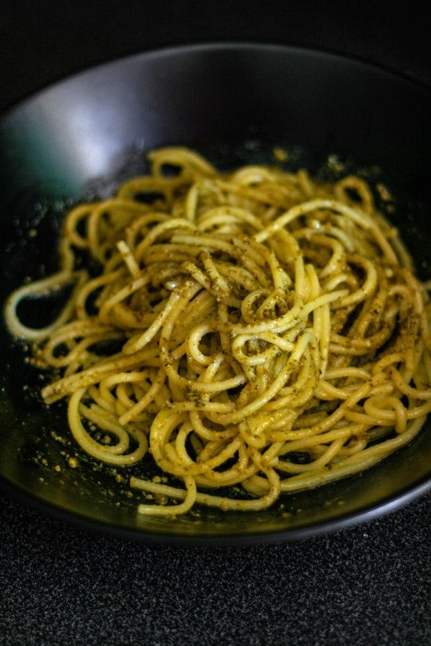 Pesto alla genovese.