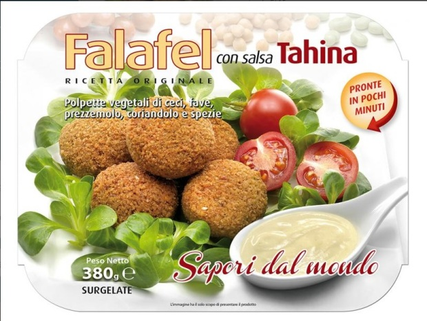 Falafel iberia